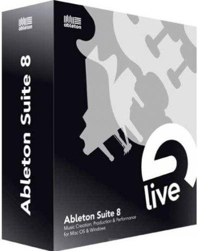 Ableton Suite v8.2 (MAC OSX INTEL)
