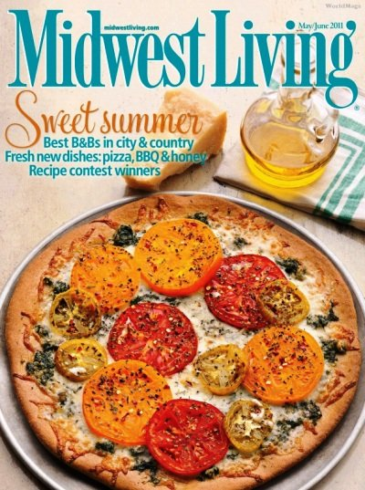 Midwest Living - May/June 2011