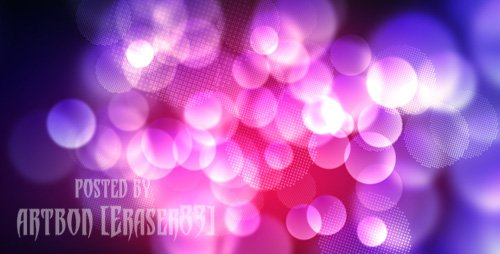 Off Focus Particles 2 (HD) - Footage for After Effects (Videohive)