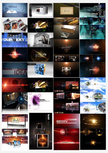 VideoHive After Effects Projects Maga Pack