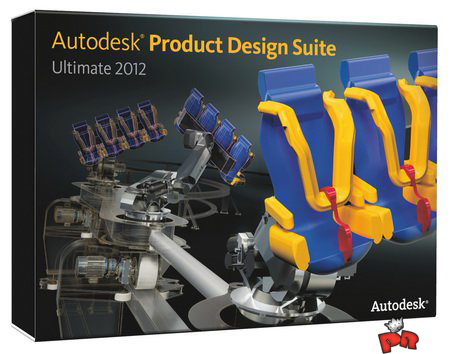 Autodesk® Product Desing Suite Ultimate v.2012.Win32.ISO