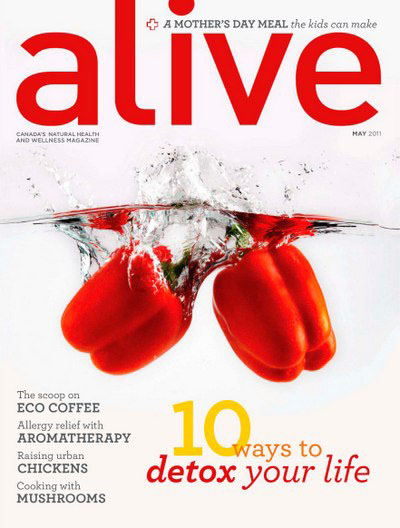 Alive Magazine - May 2011