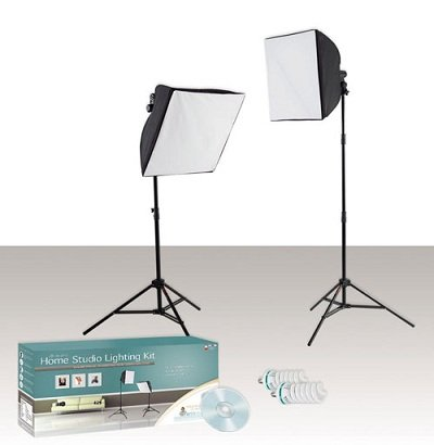 Home Studio Lighting with Educational DVD