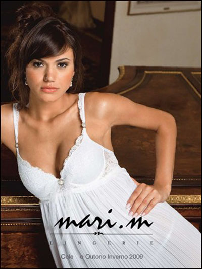 Mari.m - Lingerie Autumn/Winter 2009 Catalog