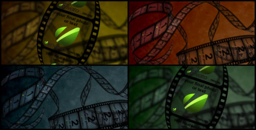 After Effects Project - Filmstrip 130428