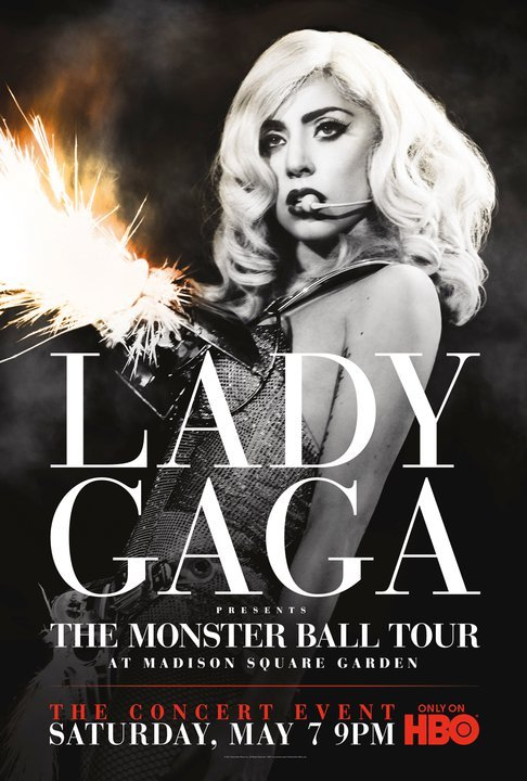 Lady Gaga Presents: The Monster Ball Tour at Madison Square Garden (2011/HDTV)