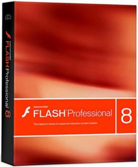 Macromedia Flash 8 Professional. Лучший на сегодняшний день пакет