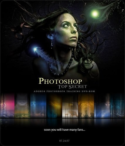 Photoshop Top Secrets (5 DVD)