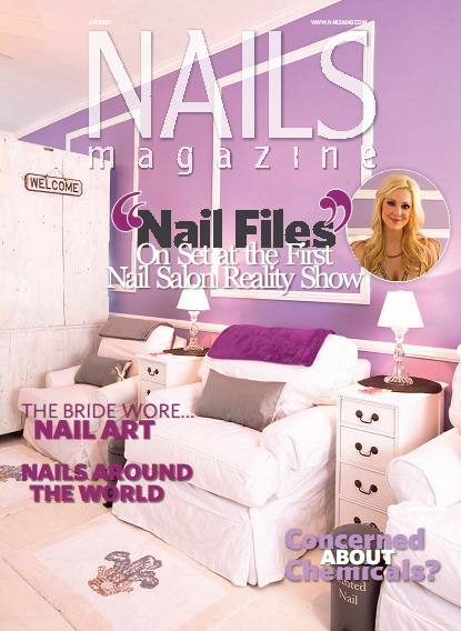 Nails Magazine - June 2011