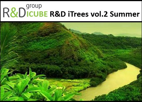 ICUBE R&D Group ITREE VOl2 - Summer by Asmodeus