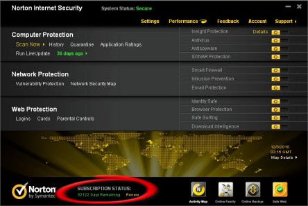 Кряк для Norton Internet Security 2009 & Norton AntiVirus 2009 Этот.