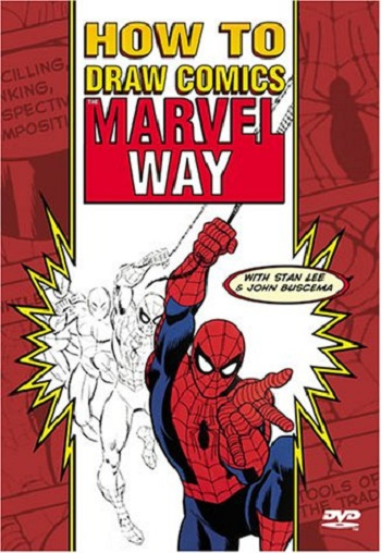 How To Draw Comics The Marvel Way DVD