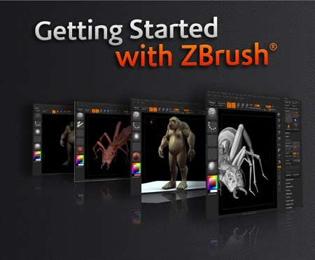 11 ZBrush Tutorials COLLECTION