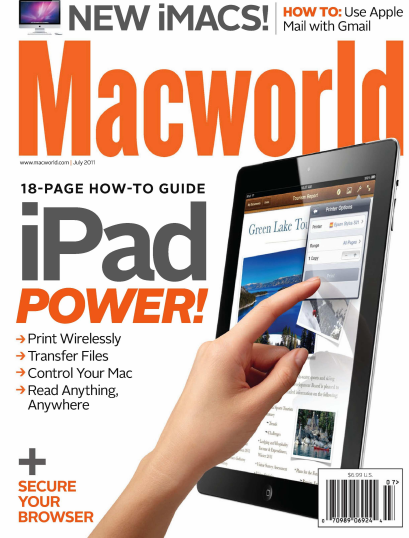 Macworld USA - July 2011