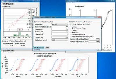 SAS JMP Statistical Discovery 8.0