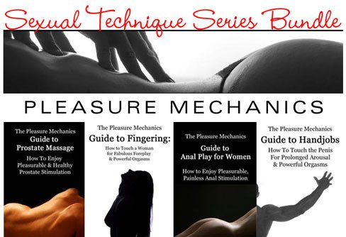 Sexual Technique Series Bundle by Pleasure Mechanics DVDRip Tutorial AC3
