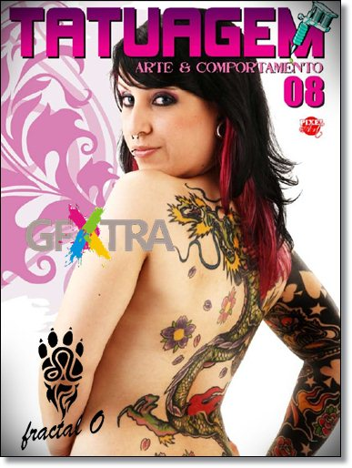 Tatuagem Magazine | Issue 08 | 45.12MB | HF-ES-RS
