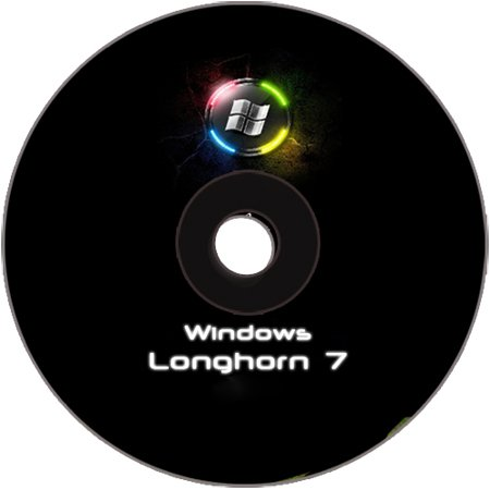 "Windows Codename ""Longhorn"" All Build ISO ENG/Final"