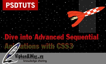 Dive into Advanced Sequential Animations with CSS3
