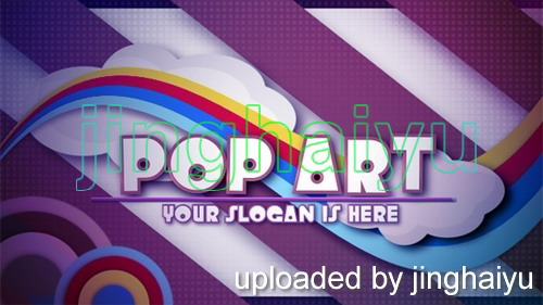 After Effects Project - VideoHive Pop Art 125141