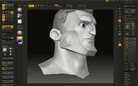 3D Tutorials - Character Creation for Videogames