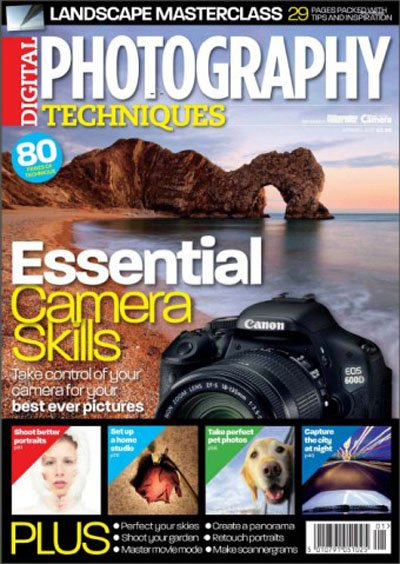 Digital Photography Techniques Magazine - Spring 2011