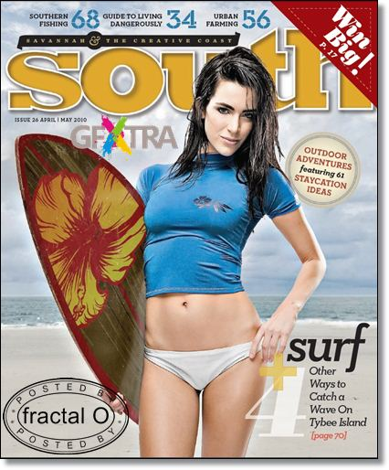 The South Magazine | April-May 2010 | 51.66MB | HF-ES-RS-DF