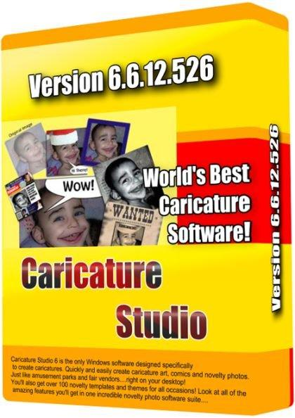 Caricature Studio 6.6.12.526