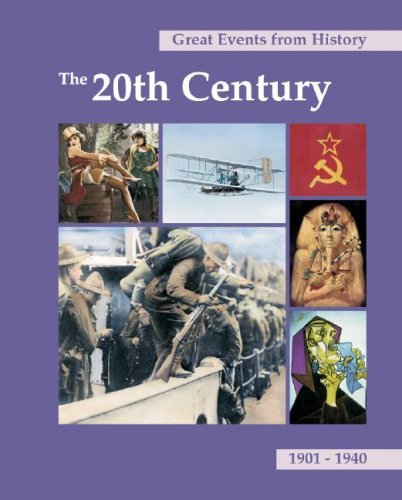 Great Events from History: The 20th Century (6-Volume Set)