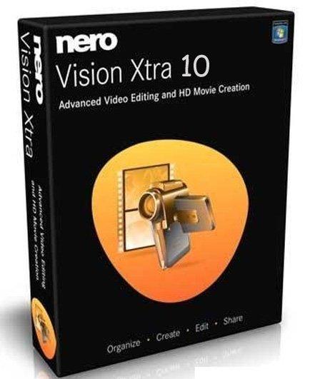 Nero Vision Xtra - профессиональный редактор видео с возможностями