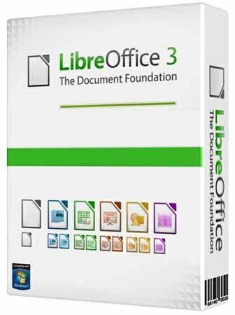 ������� ����� ����� ������� LibreOffice Productivity Suite �