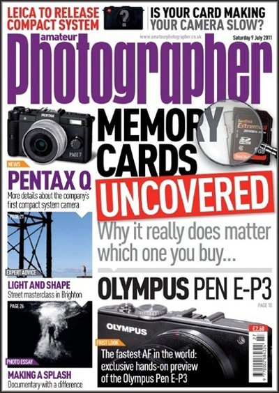 Amateur Photographer Magazine - July 9, 2011 (HQ PDF)