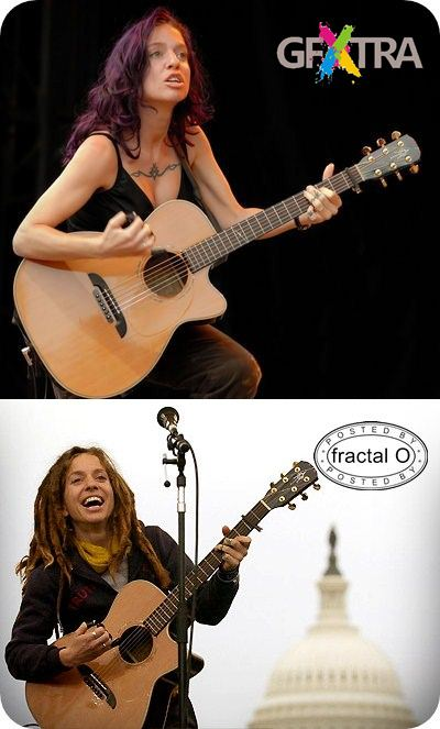 Ani DiFranco 5CD FLAC| 1.97GB | HF-RS Dilate - Evolve - Living In Clip - Reckoning - Revelling