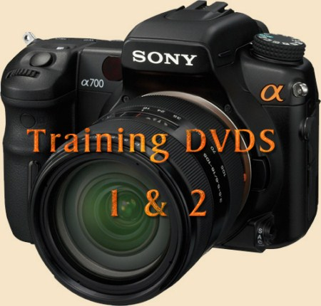 Sony A700 Made Easy 1 and 2 (DVDRip)