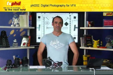 FXphd - PHT202 - Digital Photography for VFX